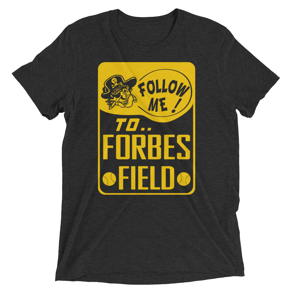 Pittsburgh Forbes Field tee