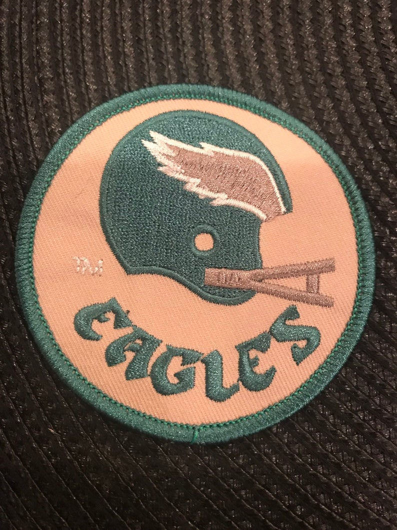 Eagles Logo Patch