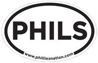 PHILS Sticker