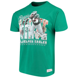 Philadelphia Eagles Reggie White Photo T-shirt