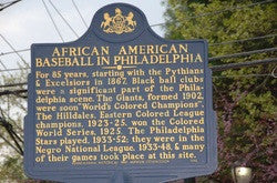 Philadelphia Stars 1938 Negro League T-Shirt
