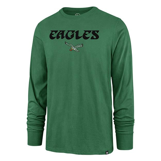 aa3cdb75fe6 Philadelphia Eagles Pregame Super Rival Long Sleeve T-shirt