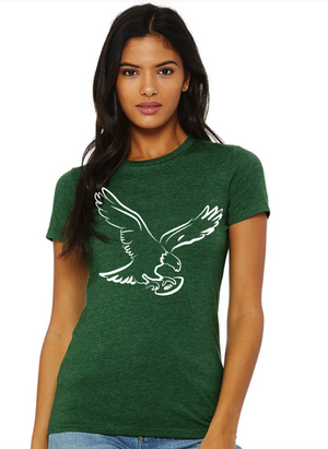 Philadelphia Eagles Bird - Women's tee