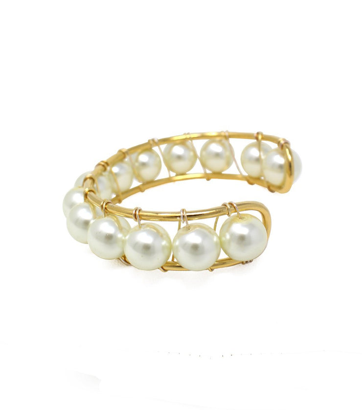 Pearls bracelet - Laura Cantu Jewelry - Mx