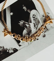 Pitta Necklace - Laura Cantu Jewelry - Mx