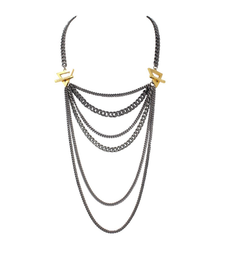 Priva Necklace - Laura Cantu Jewelry - Mx