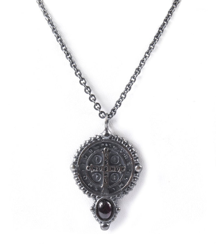 San Benito Antique Necklace - Laura Cantu Jewelry - Mx