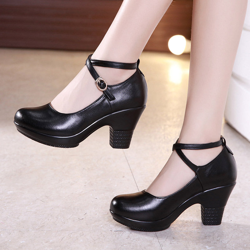 8e336be405 New 2019 Fashion Women Pumps With High Heels For Ladies Work Shoes Dancing  Platform Pumps Women ...