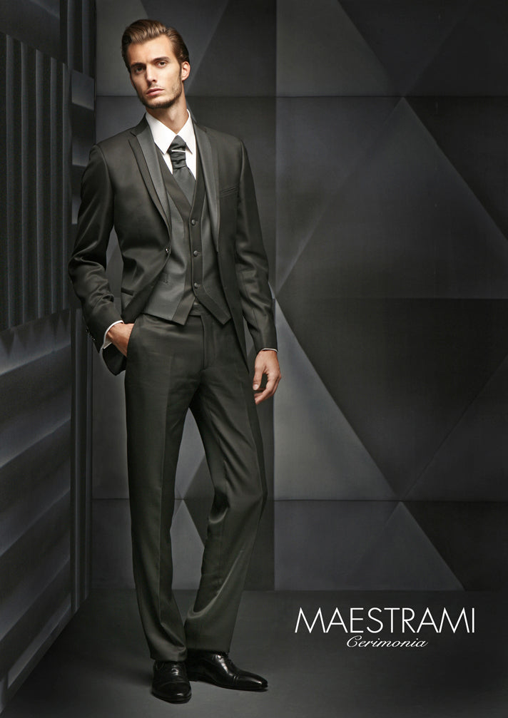 MAESTRAMI Custom Made Italian Suit 1307