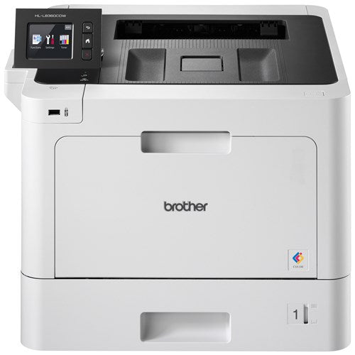Brother® – Imprimante laser couleur sans fil HL-L8360CDW - S.O.S Cartouches inc.