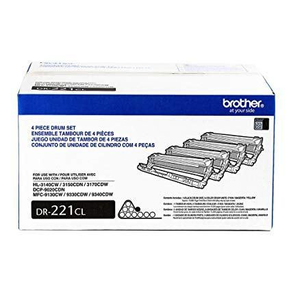 Brother® – Tambour (DRUM)  DR-221, rendement stantard (DR221) - S.O.S Cartouches inc.