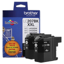 Brother® – Cartouches d'encre noire LC207, paq.2 (LC2072PKS) - S.O.S Cartouches inc.