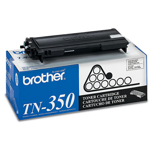 Brother® - TN-350 Black High Yield Toner Cartridge (TN350)