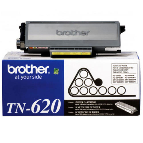Brother® - TN-620 Black Toner Cartridge, Standard Yield (TN620)