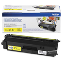 Brother® – Cartouche de toner TN-331 jaune rendement standard (TN331Y) - S.O.S Cartouches inc.
