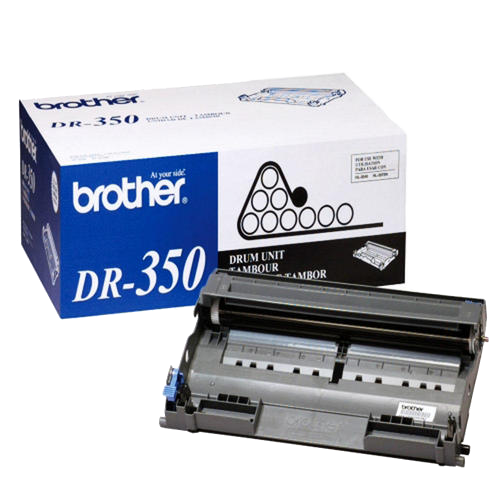 Brother® – Tambour (DRUM)  DR-350 rendement stantard (DR350) - S.O.S Cartouches inc.