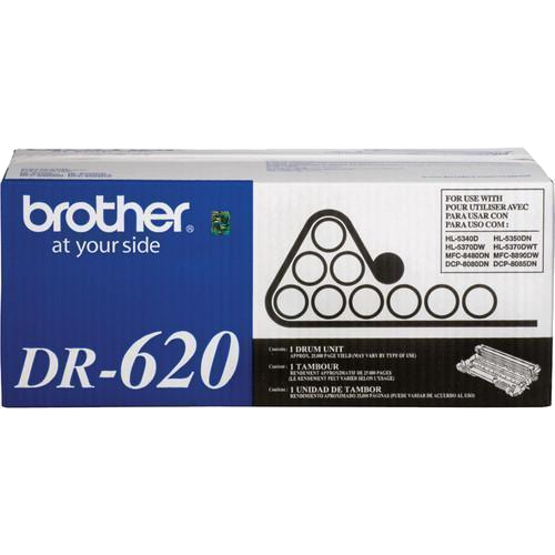 Brother® – Tambour (DRUM)  DR-620 rendement stantard (DR620) - S.O.S Cartouches inc.