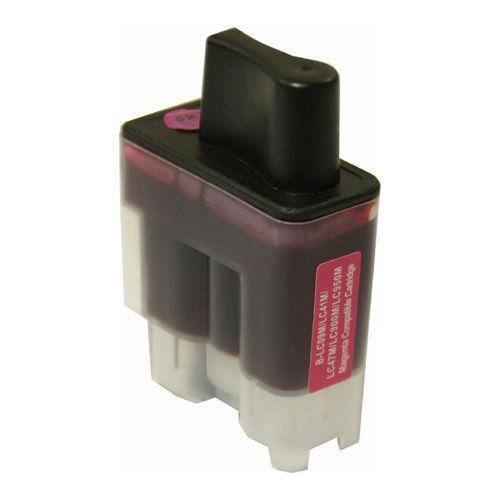 Brother LC41 cartouche d'encre magenta produit ptone® compatible avec brother-1/paquet. - S.O.S Cartouches inc.