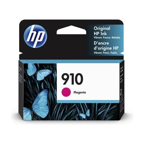 HP® – Cartouche d'encre 910 magenta rendement standard (3YL59AN) - S.O.S Cartouches inc.