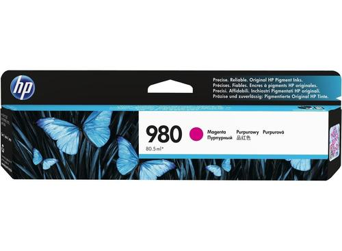 HP® – Cartouche d'encre 980 magenta rendement standard (D8J08A) - S.O.S Cartouches inc.