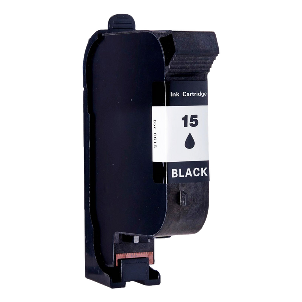 HP15 C6615A/D black inkjet cartridge recycled product compatible with HP-1/pack.