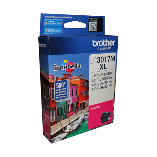 Brother® - LC3017 Very High Yield Magenta Ink Cartridge (LC3017MS)