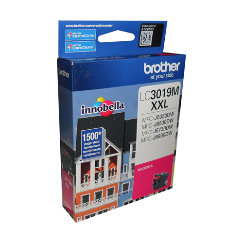 Brother® - LC3019 Very High Yield Magenta Ink Cartridge (LC3019MS)