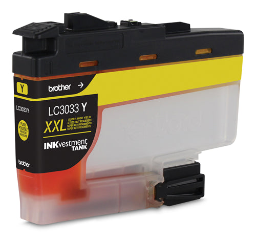 Brother® - LC-3033 Yellow Ink Cartridge Standard Yield (LC3011YS)