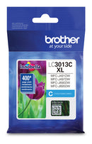 Brother® - LC-3013 High Yield Cyan Ink Cartridge (LC3013CS)