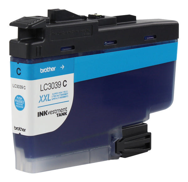 Brother® - LC-3039 Cyan Ink Cartridge (LC3039CS)