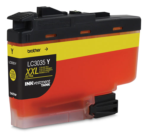 Brother® - LC3035 Yellow High Yield Ink Cartridge (LC3035YS)