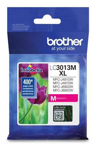 Brother® - LC-3013 High Yield Magenta Ink Cartridge (LC3013MS)