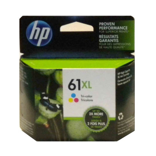 HP61XL CH564WN Three Colors Original Inkjet Cartridge High Yield