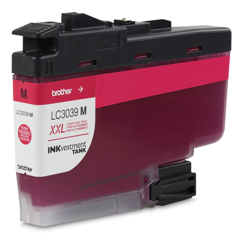 Brother® - LC3039 Ultra High Yield Magenta Ink Cartridge (LC3039MS)