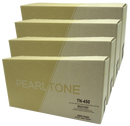 Pearltone® - Black High Yield TN-450 Toner Cartridge (TN450BK) - Economy Model.