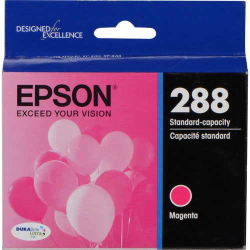 Epson® – Cartouche d'encre 288 magenta rendement standard (T288320) - S.O.S Cartouches inc.