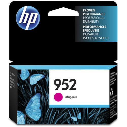 HP® – Cartouche d'encre 952 magenta rendement standard (L0S52AN) - S.O.S Cartouches inc.