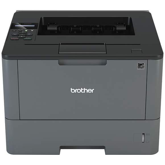 Brother – Imprimante laser monochrome HL-L5000D recto verso - S.O.S Cartouches inc.