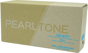 Dell 331-0777 FYFKY cartouche toner cyan produit pearltone® compatible avec dell-1/paquet. - S.O.S Cartouches inc.