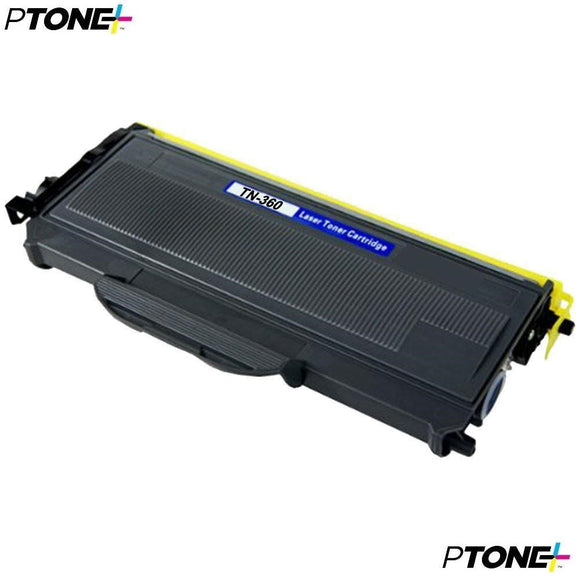 Brother TN360 cartouche toner noire version à haut rendement de TN330 produit ptone® compatible avec brother-1/paquet. - S.O.S Cartouches inc.