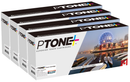 Brother TN660 toner cartridge high yield for TN630 ptone® generic product for Brother-1/paquet