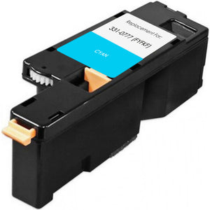 Dell 331-0777 FYFKY cartouche de toner compatible cyan rendement standard - Sos Cartouches