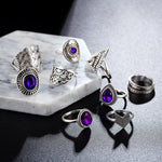 Mystical Spirit Ring Set