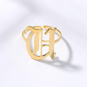 Stainless Steel Initial Ring
