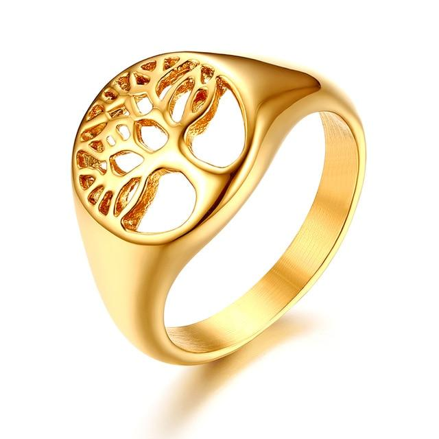 Tree of Life Ring - Auric Jewelers