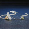 Queen Bee Bracelet in Sterling Silver