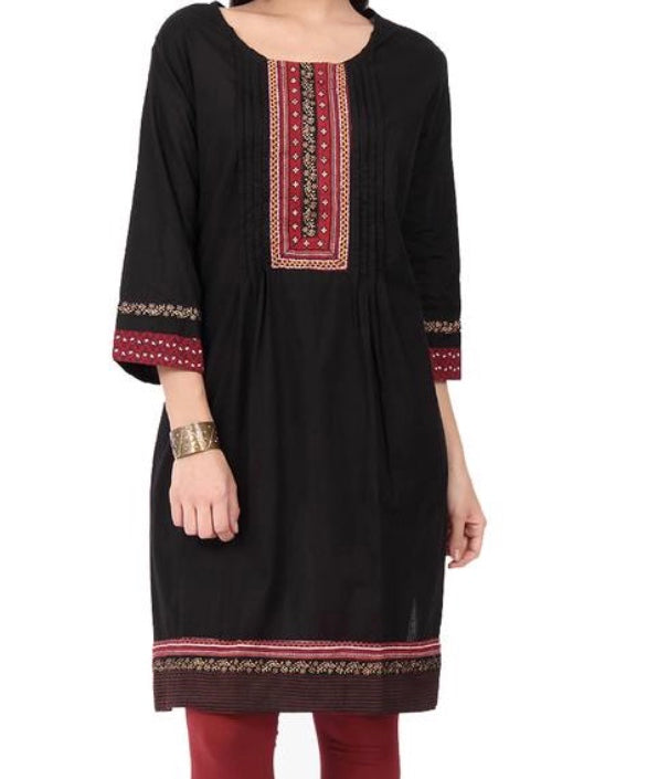 Pakistani summer dress