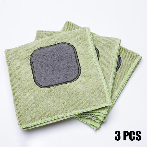 Double-sided Cleaning Towels
