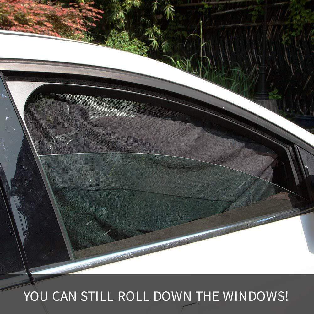 MAGNETIC CAR SUN SHADE