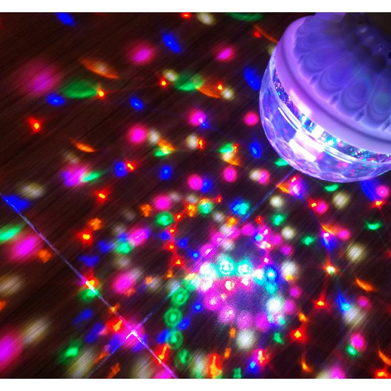 LED Crystal Magic Ball